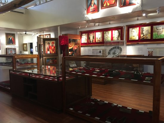 View some of the Ha`aheo Shipwreck artifacts in the Main Gallery.