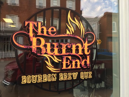 Red Bud, IL: The Burnt End