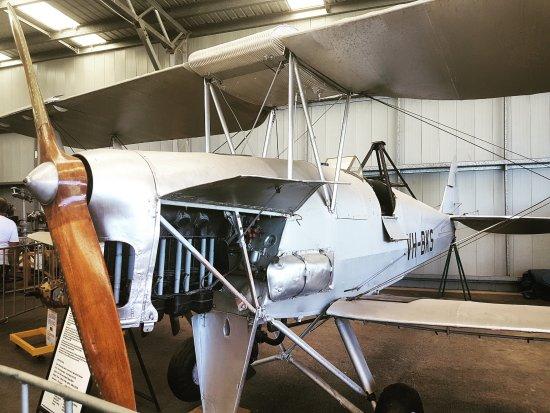 Caloundra, Australia: De Havilland DH 82A Tiger Moth