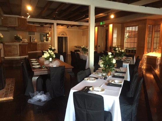 Statesboro, GA: Let us host your shower or reception!