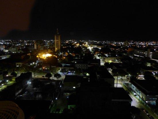 Hotel Saint Paul: City lights