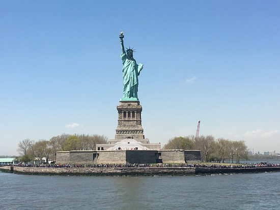 Liberty Is Lovely Lady >> Lady Liberty Is Lovely Review Of Statue Of Liberty New York City Ny