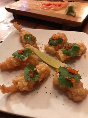 Picture of ohana sushi tapas bar jaco for Food bar ohana