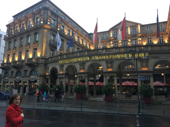 Hotels In Am Frankfurter Hbf