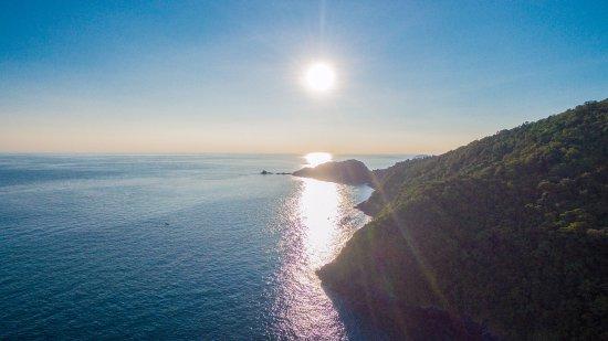 Bungalow Raya Resort: Couche du soleil @speedboatphuket
