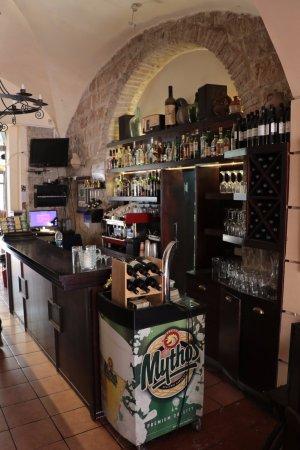 Nafoura - bar