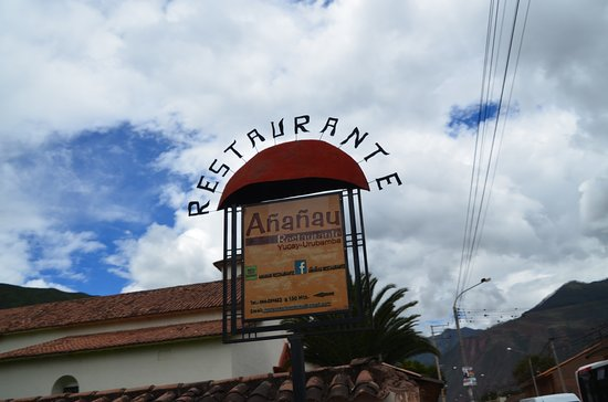 Ananau Restaurante: Restaurante Ananau