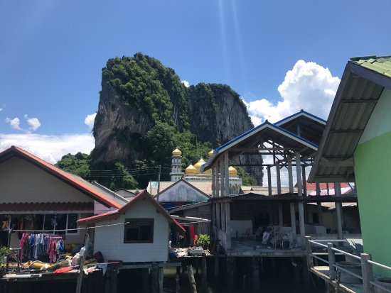photo3.jpg - Picture of Koh Panyi (Floating Muslim Village), Krabi Town - Tri...