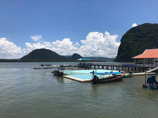 photo6.jpg - Picture of Koh Panyi (Floating Muslim Village), Krabi Town - Tri...