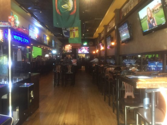 Hooligans Sports Bar