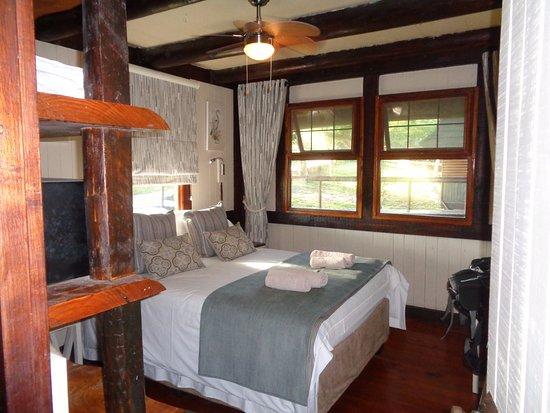 Sodwana, Sudáfrica: Main bedroom