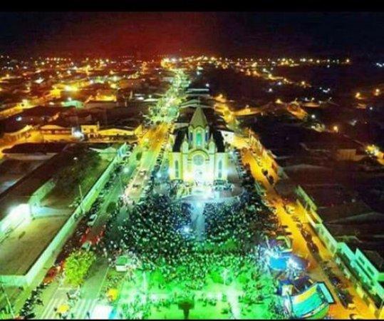 Barra de Santa Rosa, PB: festa