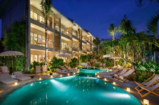 canggu beach apartments, hôtels à Canggu