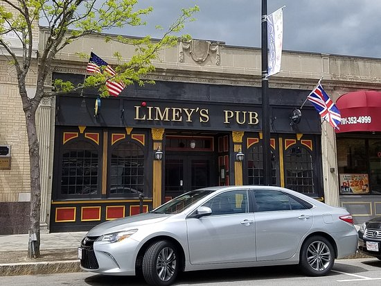Norwood, ماساتشوستس: the pub