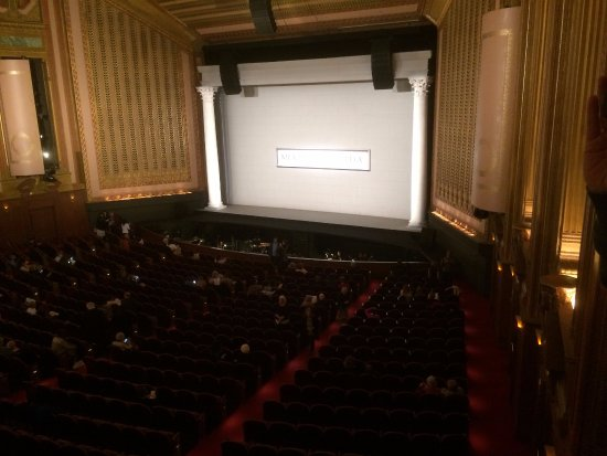 Lyric Opera of Chicago : The view from our box