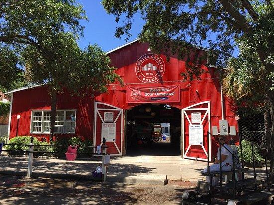Palmetto Carriage Tours Charleston Sc