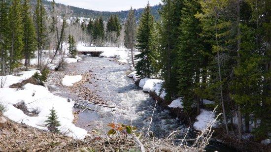 Kamas, UT: Nice river!