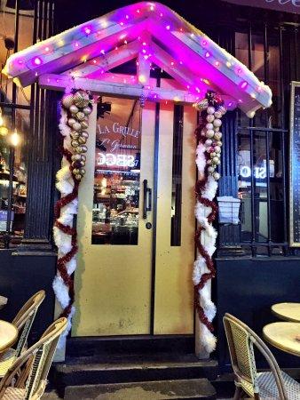 La grille saint germain paris saint germain des pr s restaurant avis num ro de t l phone - Restaurant la grille paris 10 ...