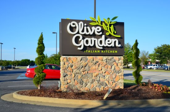 Sign Picture Of Olive Garden Oxford Tripadvisor