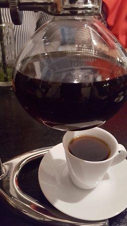 Kemaman District, Malaysia: Great coffee too!