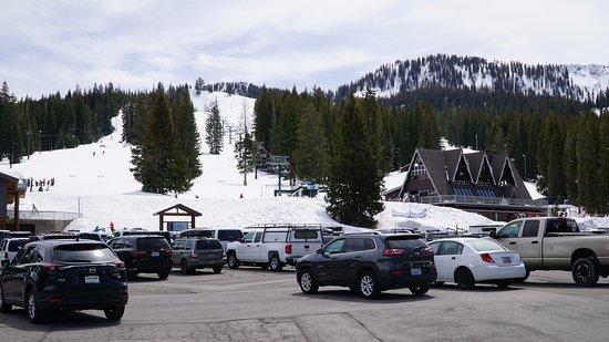 Alta, UT : Plenty of parking spots!