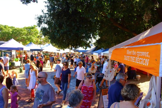 Willunga, Australia: Every Saturday from 8am til 1230