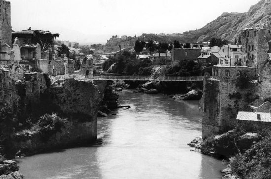 Mostar in War: Visita histórica a pie