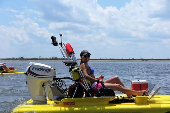Coastal Backwater Adventures
