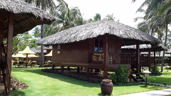 Coco Beach Resort: Bungalow Nr. 10