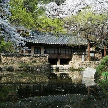 Daejeon, Corée du Sud : 우암 사적 공원