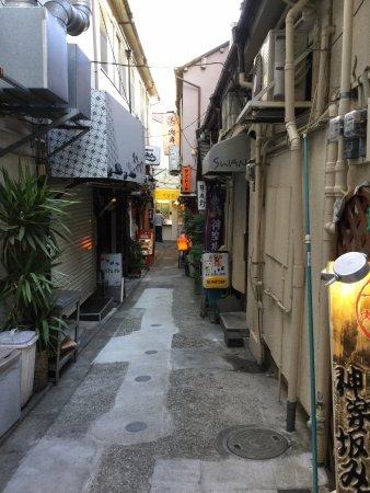 Kagurazaka area Tokyo - Picture of Kagurazaka, Shinjuku ...  Kagurazaka area...
