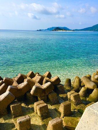 Zamami-son, Japon : 古座間味ビーチと阿嘉ビーチ。美しい‼️