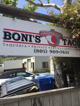 Boni's Tacos: photo1.jpg