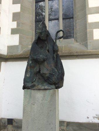 Die St. Zeno Statue