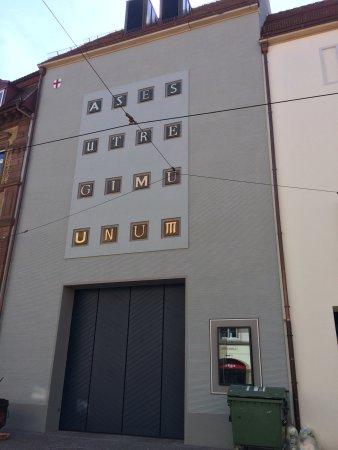 Haus der Graphischen Sammlung im Augustinermuseum