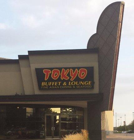 Southfield, MI: 도쿄 버펫 라운지