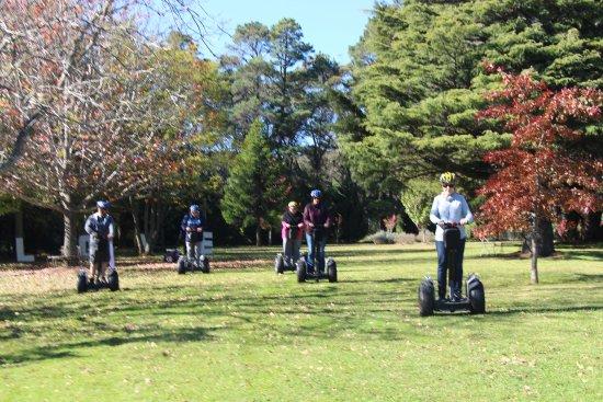 Penrose, Australië: Segways