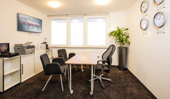 Schwieberdingen, Deutschland: Business-Center/ Trainer Zimmer