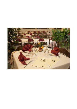 Lucoli, Italy: sala ristorante