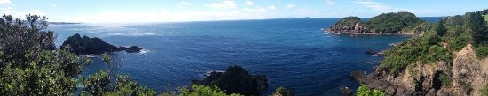 Tutukaka, New Zealand: From look out