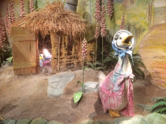 Bowness-on-Windermere, UK: The World of Beatrix Potter