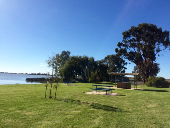 Kerang, Australia: Reedy Lake Reserve