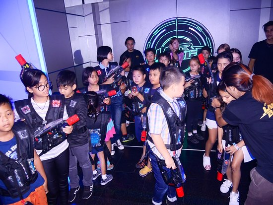 Laser Battle Pattaya