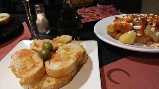 Bierge, Ισπανία: Mesón del Alcanadre