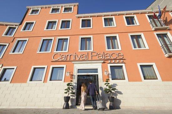 Carnival Palace Hotel Venice Italy Reviews Photos