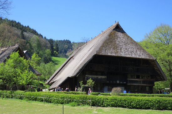 Gutach im Schwarzwald, Niemcy: Idyllisch
