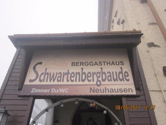 Neuhausen, Jerman: Name of restaurant