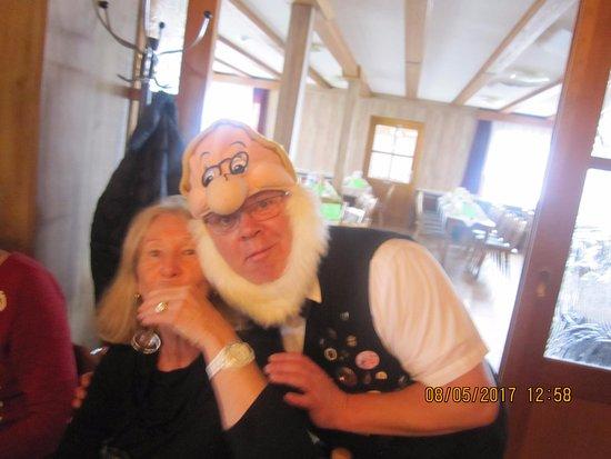 Neuhausen, Jerman: Humour and fun