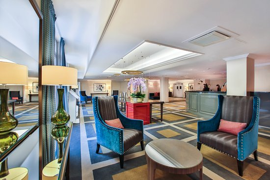 Fraser Suites Le Claridge Champs-Elysees : Lobby