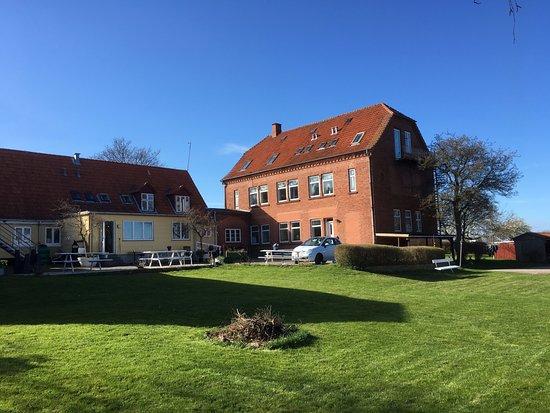 VILLA BLOMBERG - ÆRØSKØBING VANDREHJEM (Danmark) - Vandrerhjem - anmeldelser - sammenligning af ...